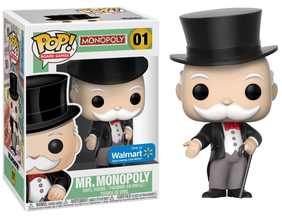 Walmart Exclusive Mr Monopoly Funko Pop Out Now Fpn Nightmare 448.151 views3 days ago. walmart exclusive mr monopoly funko pop